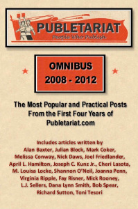 Publetariat Omnibus Ebook that features some of my articles