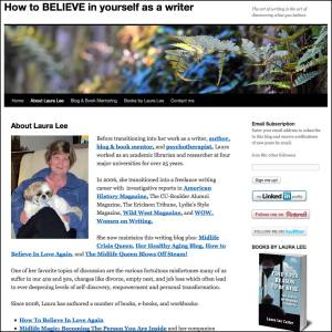 """Thank you to Laura Lee for linking to this article from her website StressManagementForWriters.WordPress.com"""""""