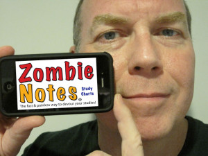 Zombie Notes Study Charts