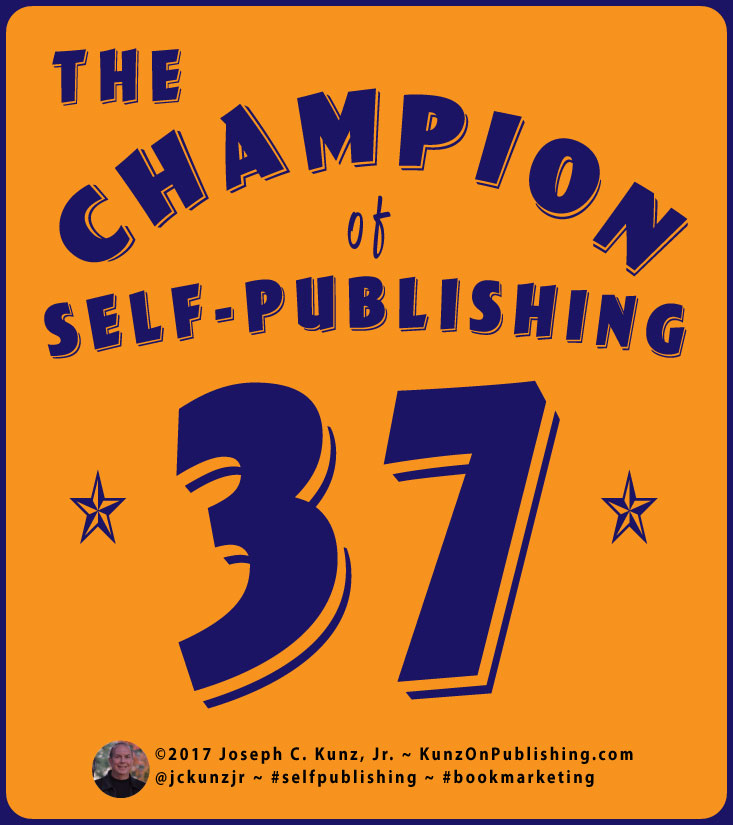 The Champion Of Self-Publishing
