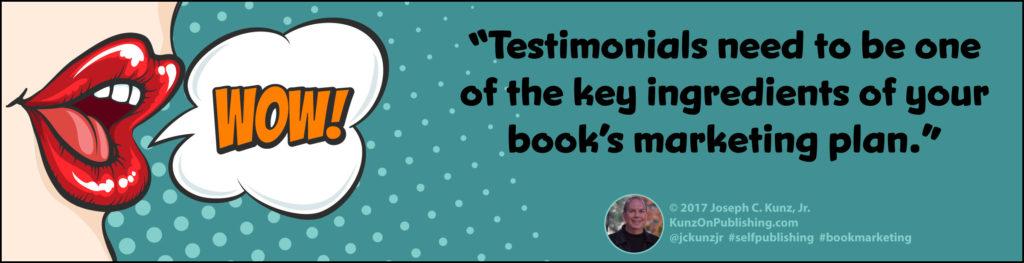 The Power Of Testimonials Infographic