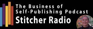 Podcast Host Banner For Stitcher, copyright (C) 2019 Joseph C. Kunz, Jr.