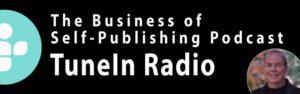 Podcast Host Banner For TuneIn Radio, copyright (C) 2019 Joseph C. Kunz, Jr.