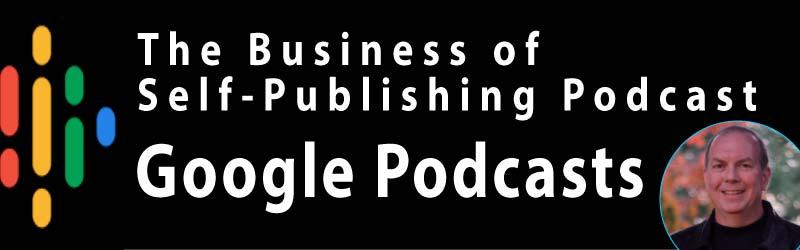 Podcast Host Banner For Google Podcasts, copyright (C) 2021 Joseph C. Kunz, Jr.