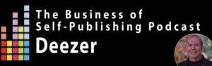 Podcast Host Banner For Deezer, copyright (C) 2019 Joseph C. Kunz, Jr.