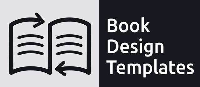 Banner for Book Design Templates by Joel Friedlander