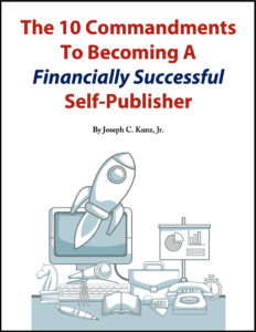 The 10 Commandments To Becoming A Successful Self Publisher free download 2020 cover
