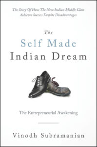 The Self Made Indian Dream cover front
