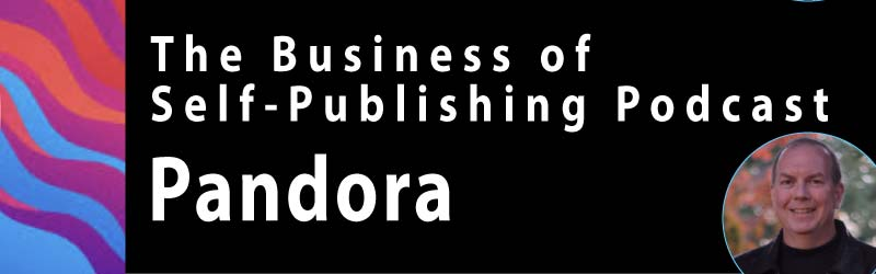 Podcast Host Banner For Pandora, copyright (C) 2020 Joseph C. Kunz, Jr.