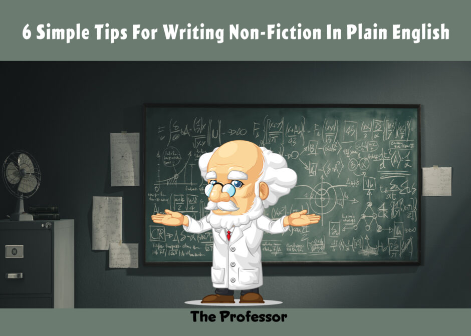 6-Simple-Tips-For-Writing-Non-Fiction-In-Plain-English-Infographic-top