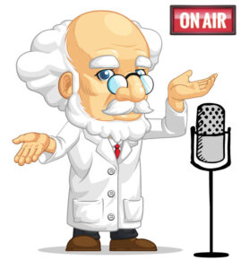 The-Professor-With-Microphone-on-air-sign