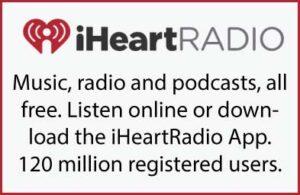 iHeartRadio banner