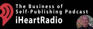 Podcast Host Banner For iHeartRadio, copyright (C) 2021 Joseph C. Kunz, Jr.