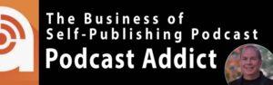 Podcast Host Banner For Podcast Addict, copyright (C) 2021 Joseph C. Kunz, Jr.